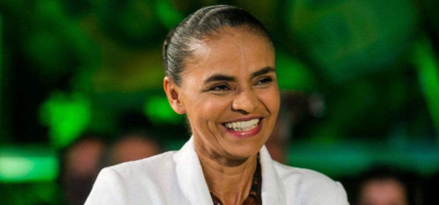 A Amazônia corre risco, diz Marina Silva, sobre o governo Bolsonaro