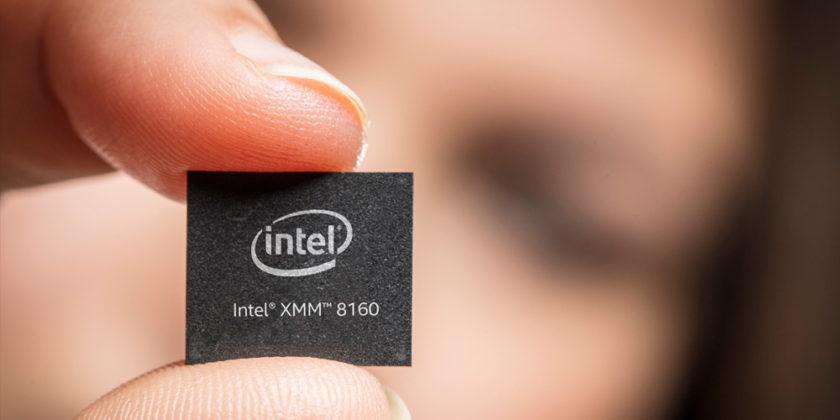 Intel antecipa lançamento de modem com suporte à tecnologia 5G
