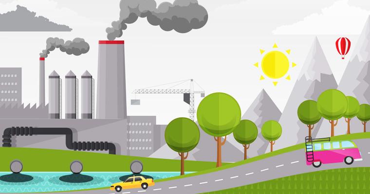 O papel das empresas na manutenção do nosso planeta