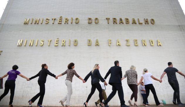 Fim da Pasta do Trabalho é voltar ao Brasil de 1920