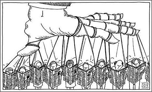 Precisamos nos acostumar com o que a tecnologia fez com a opinião pública