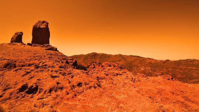 Nasa vai usar robôs para produzir combustível a partir do solo de Marte