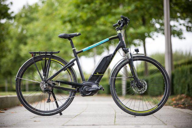 Mercado aposta no potencial da bike elétrica